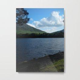 Kylemore Abbey Views 2 Metal Print