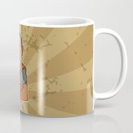 Sad Superhero Coffee Mug