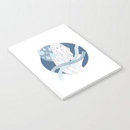 Water Baby Notebook