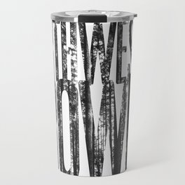 NORTHWEST GROWN Travel Mug