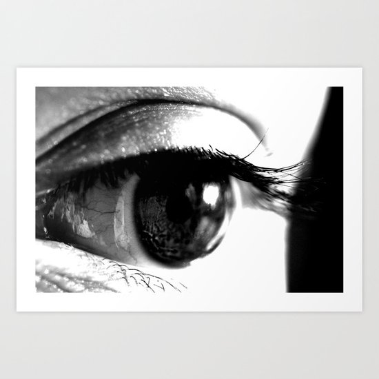 You're the Only One I see Art Print