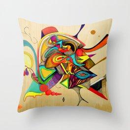 Pheonix Throw Pillow