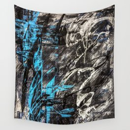 Areus, an abstract Wall Tapestry