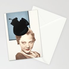 Hat Lady Stationery Cards