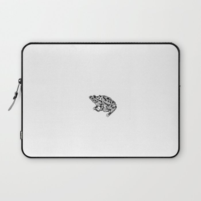 froggie style Laptop Sleeve