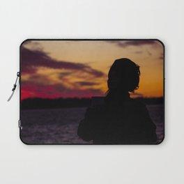 BEDOUIN SUNSET III Laptop Sleeve