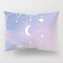The Moon Boho Edition Pillow Sham