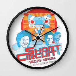 Short Circuit Wall Clock