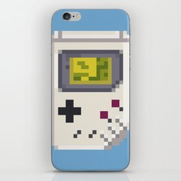 8-BIT Retro Console & Game iPhone Skin