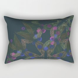 TINY FLORAL Rectangular Pillow