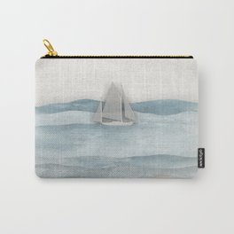 Floating Ship Carry-All Pouch