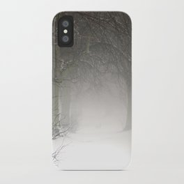 Haunted Memories iPhone Case
