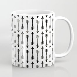 Black Arrow Coffee Mug