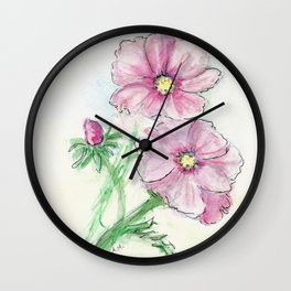 Minute Waltz Wall Clock