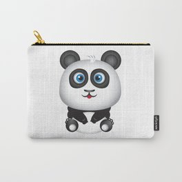 Panda Lover Shirt, Panda Lover Gift, Panda Shirt, Panda Gift, Animal Shirt, Animal Gift, Panda Theme Carry-All Pouch