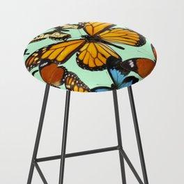 Mariposas- Butterflies Bar Stool