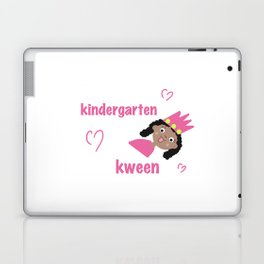 Kindergarten Kween Laptop & iPad Skin