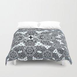 neverending patterns Duvet Cover