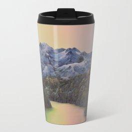 Alpine Sunrise Travel Mug