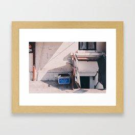 Chinatown #1 Framed Art Print
