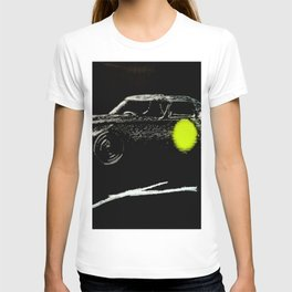 Jaguar sl yellow T-shirt