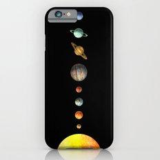 The Solar System Slim Case iPhone 6