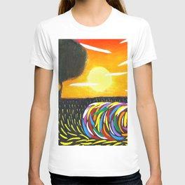 Prairie Landscape T-shirt