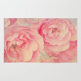 Vintage Roses 13 Rug