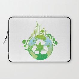 Green Planet Laptop Sleeve