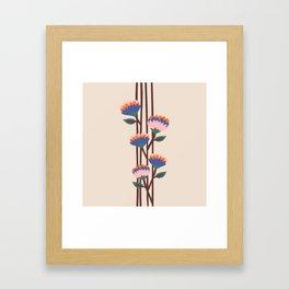 Henri Flowers Framed Art Print