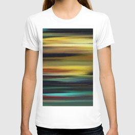 Abstract intense T-shirt