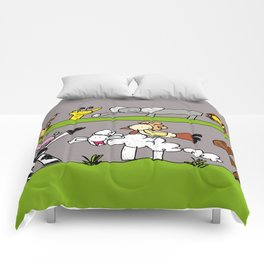 CuteAnimals Comforters