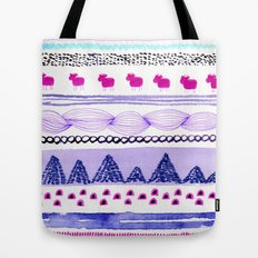 Pattern / Nr. 6 Tote Bag