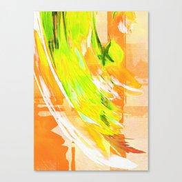 Tropical Sunny Day Canvas Print