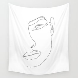 Eye Connection Wall Tapestry