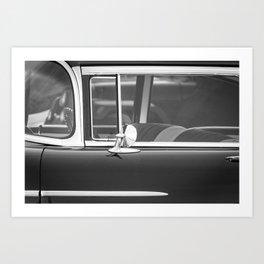 Chromed Art Print