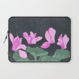 Cyclamen Laptop Sleeve