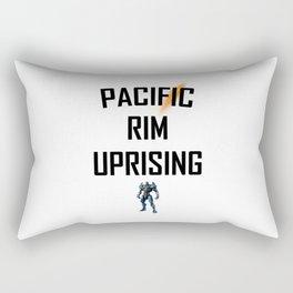Pacific rim uprising Rectangular Pillow
