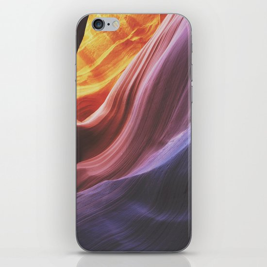 Antelope Canyon iPhone & iPod Skin