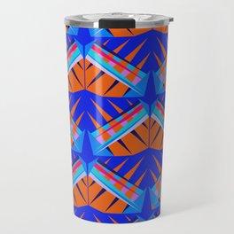 Bengal Spike Stripes Travel Mug