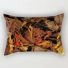 GOLD AND DUST Rectangular Pillow
