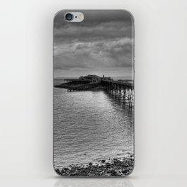 Birnbeck Pier, Weston-super-Mare iPhone Skin