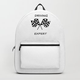 Driving expert Backpack