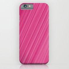 Pink wood Slim Case iPhone 6s