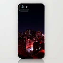 East Harlem iPhone Case