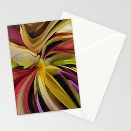 Abstract Composition 166 Stationery Cards