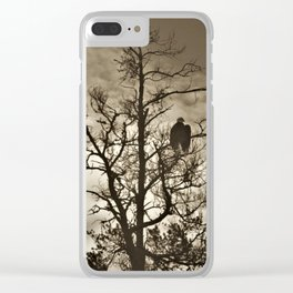 Stand Proud Clear iPhone Case