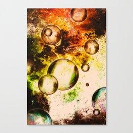 α Lepus III Canvas Print