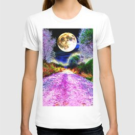 Moonlight Pathway T-shirt