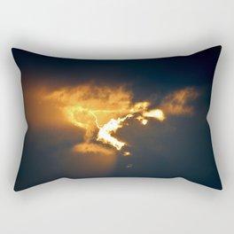 Look To The Sky Rectangular Pillow